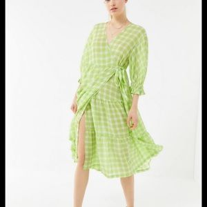 Green Urban Outfitters Dress